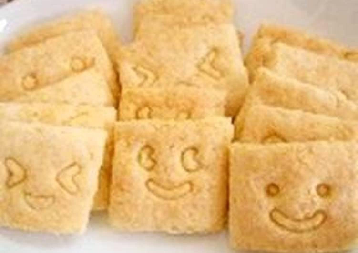 Okara Cookies Made With Pancake Mix - 1