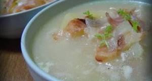 Potato and Bacon Milk Stew