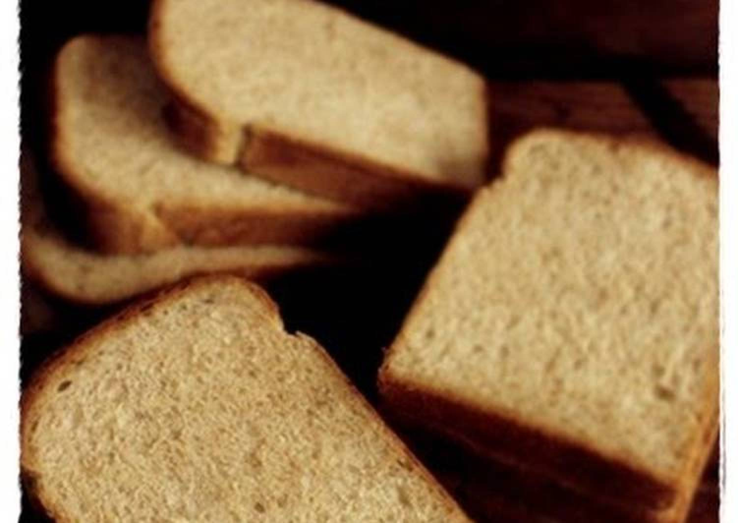 Brown Sugar & Milk Wheat Bread Loaf