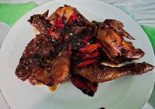 Ayam Mentega Kecap Pedas Manis