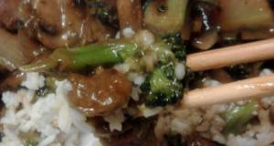 Beef  Broccoli Stir Fry with variations