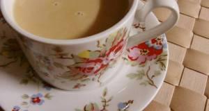 White Milk Tea for Cold Days