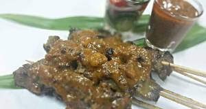Thai Beef Satay