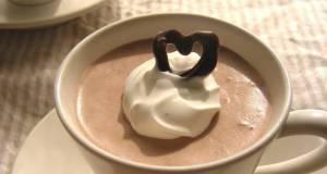 Chocolate Banana Mousse