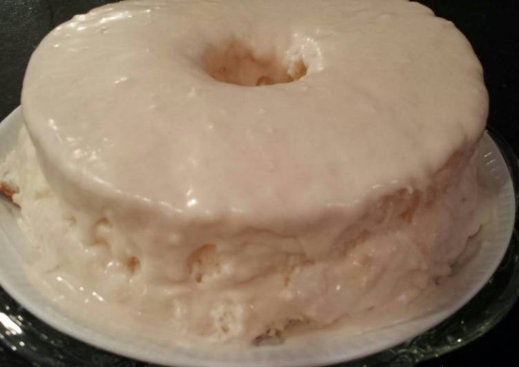 Browned butter icing