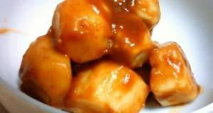 Taro in Miso Sauce