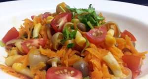 Asian Vegan Salad