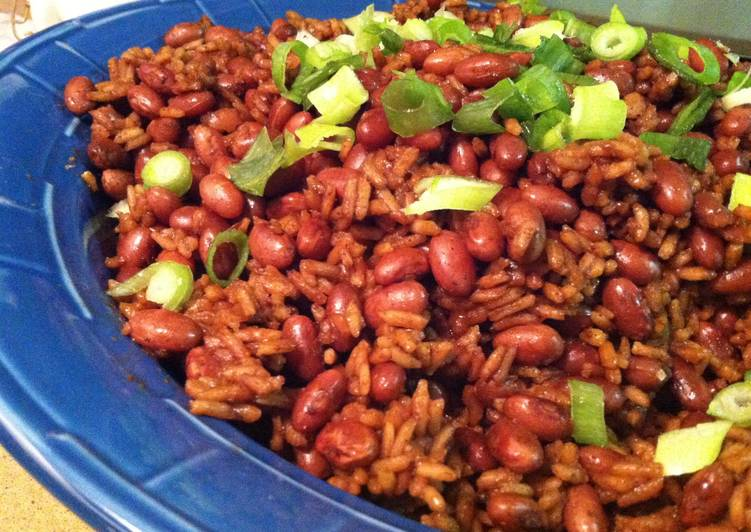 One-Pot Red Beans & Rice
