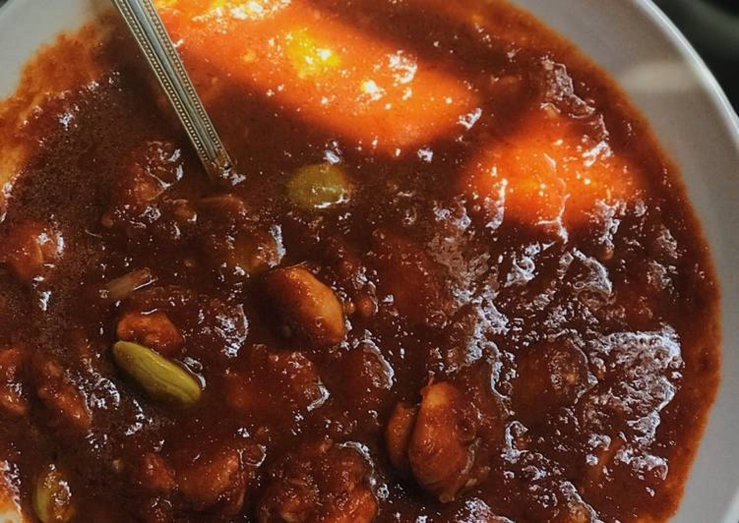 How To Prepare Super Quick Homemade Sambal Udang Petai Spicy Chili Gravy With Prawn And Stink Bean Recipes 13