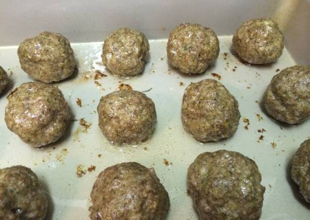 Quick And Easy Meatballs