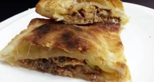 Sardine Puff Pastry