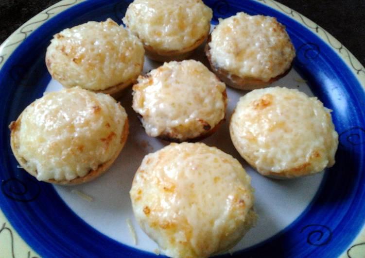 Ladybirds Little Potato Pies