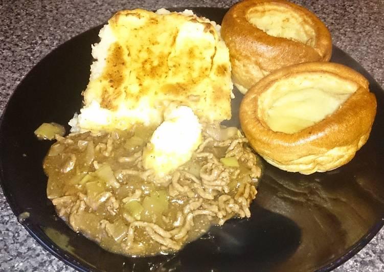 Carleys Cottage Pie