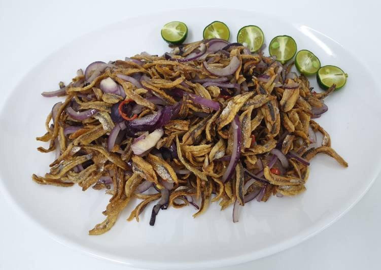 Chilis Anchovies 香辣江鱼仔
