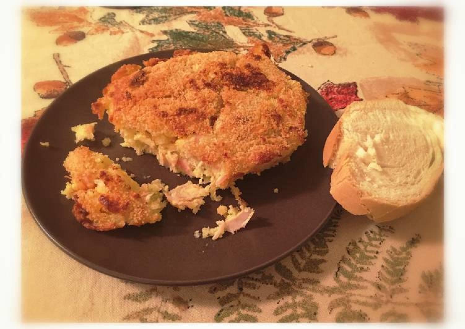 Potato Gateau/ Casserole