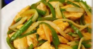 Simple Ginger Chicken Stir-fry