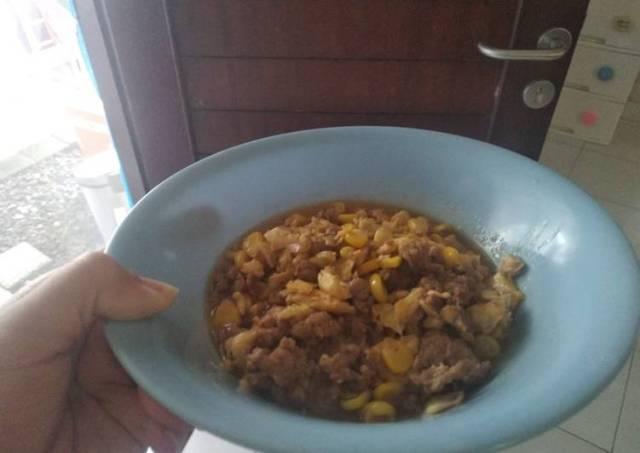Beef Bowl Rumahan