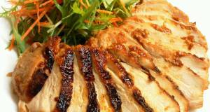 Chicken Breast Meat Seasoned with Soy Sauce Rice Malt