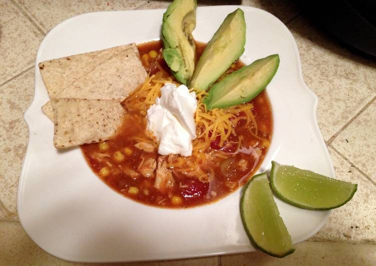 slow-cooker chicken tortilla soup, Deciding on Wholesome Fast Food