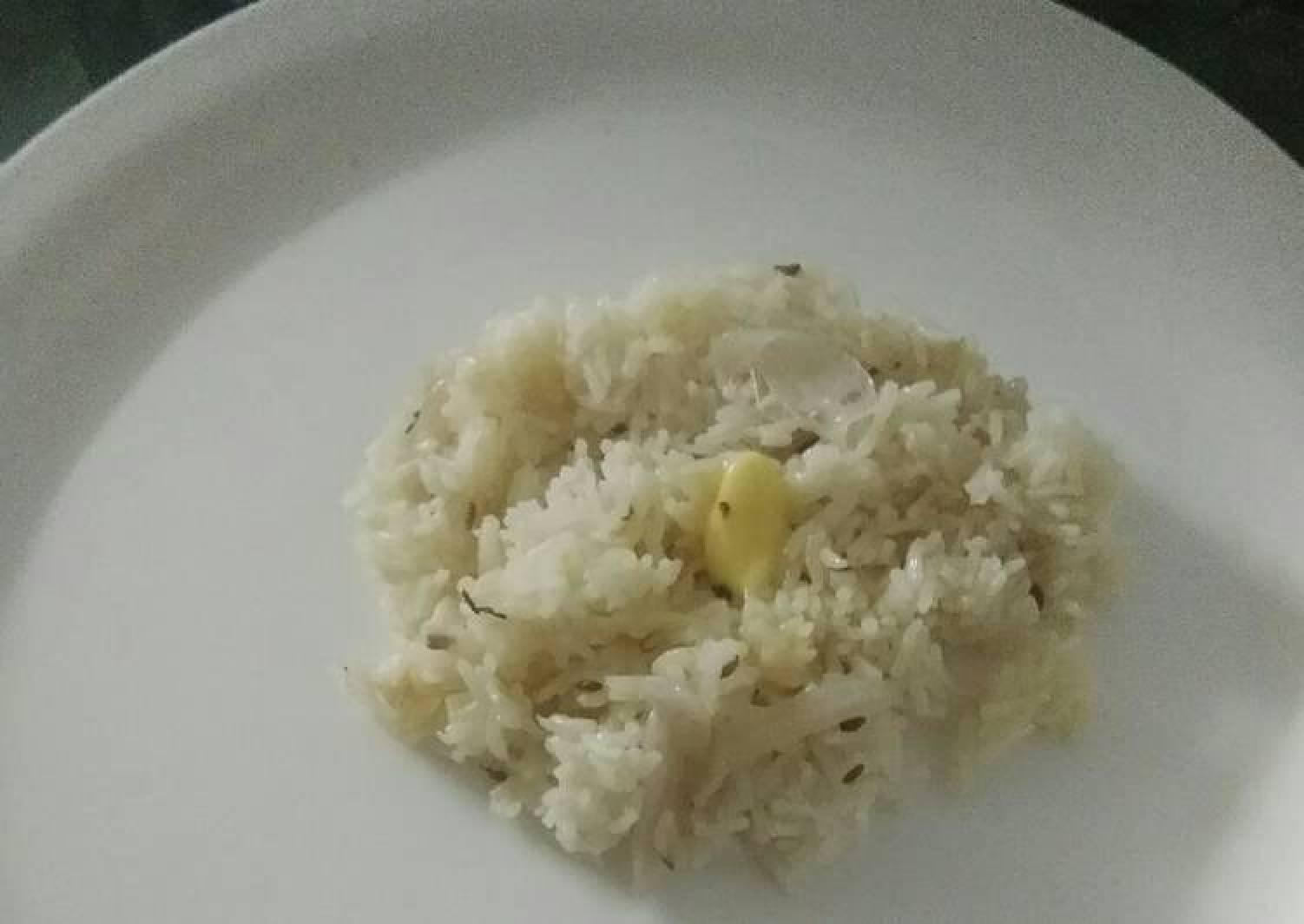 Onions Jeera Rice