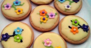 Vickys Mothers Day Cake  Cookie Decorating Ideas