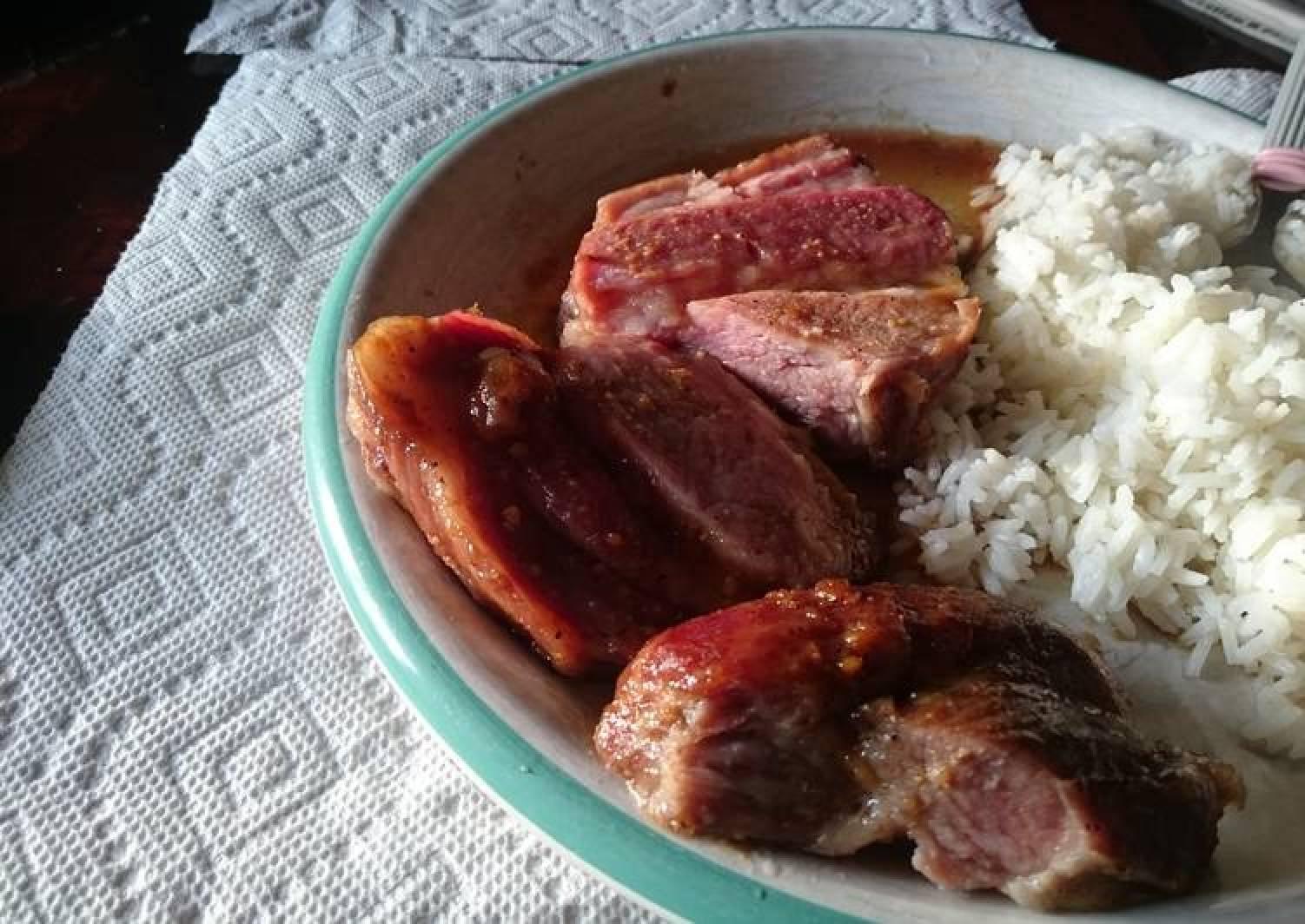 Maple Pork Roast