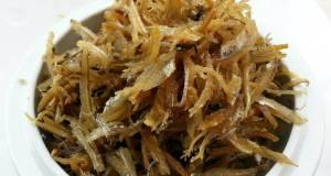 Fried Dried Anchovies / IkanBilis