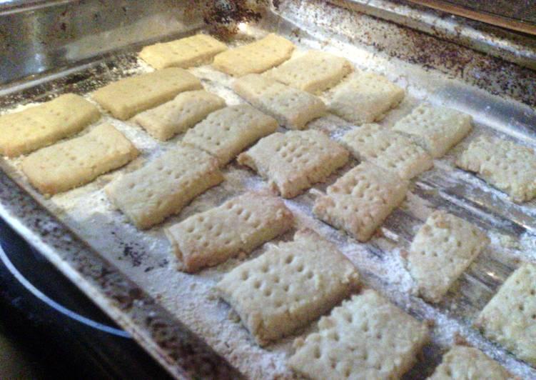 Simple Way to Prepare Ultimate cinnamon shortbread