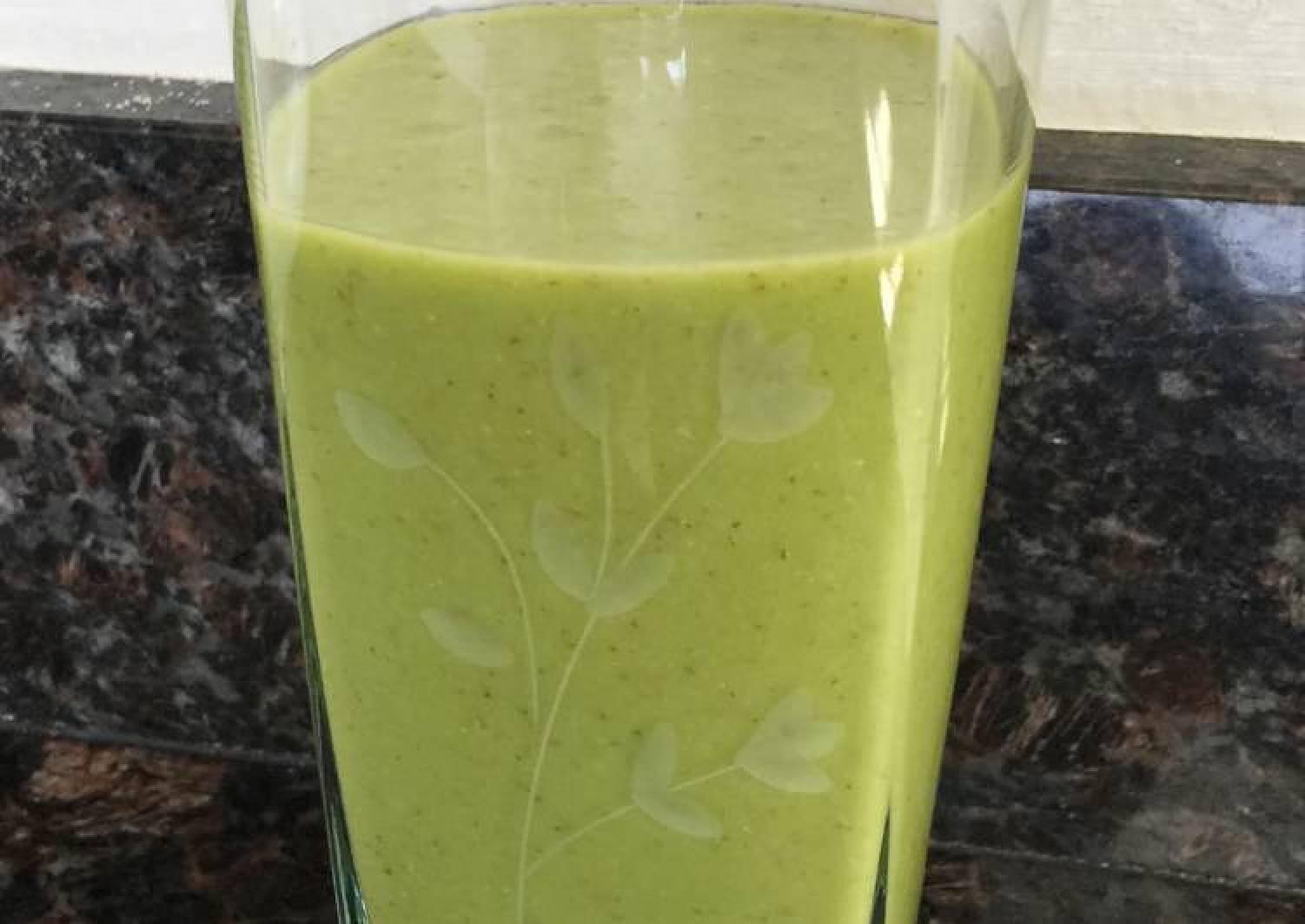 Green Morning Drink