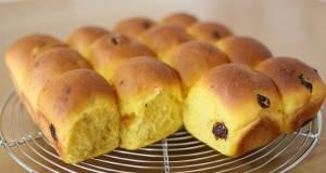 Pull-Apart Bread Rolls with Kabocha Squash