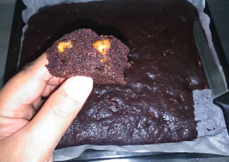 Orange-Nut Chocolate Brownies