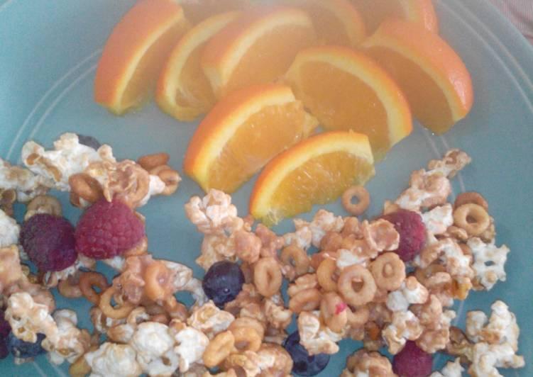 Gourmet Vegan Popcorn