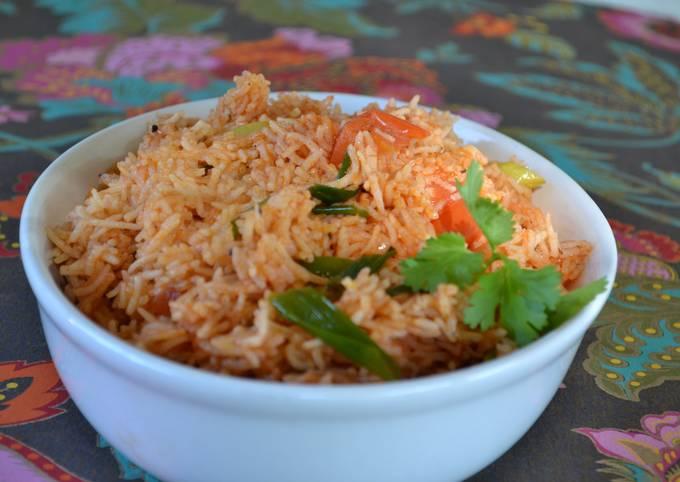 Mexican Rice - Arroz Mexicano