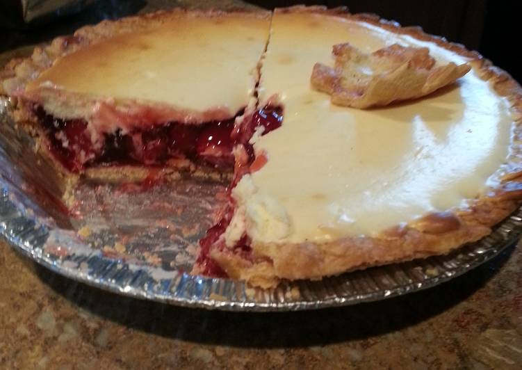 Carrie cheesecake pie