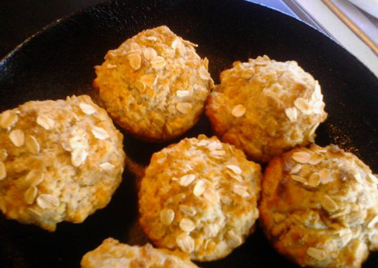 """Classic"" Oatmeal Muffins"