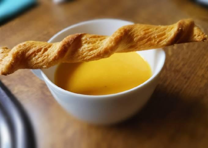 wie man Um Schnell Gewinnende Cremige Kartoffel-Karotten Suppe 🥕🥔 zuzubereiten