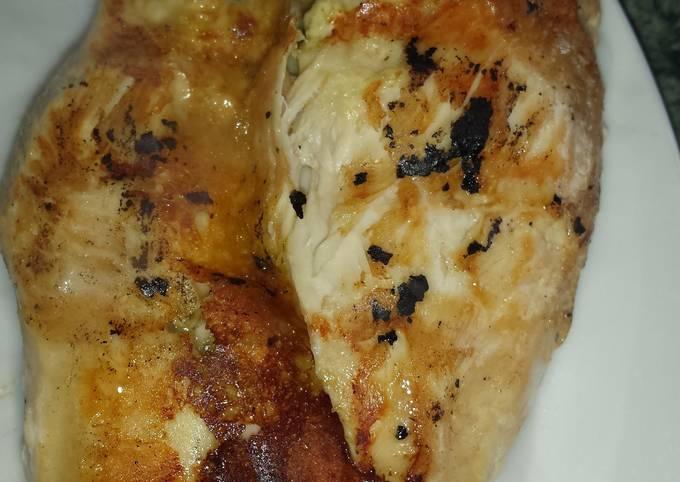 Recipe of Heston Blumenthal Chili Cheese Chicken