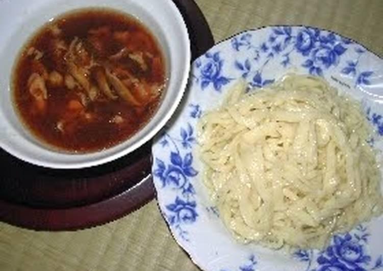 My Grandmothers DIY Udon Noodles
