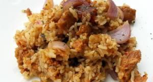 Otak Otak Fried Rice
