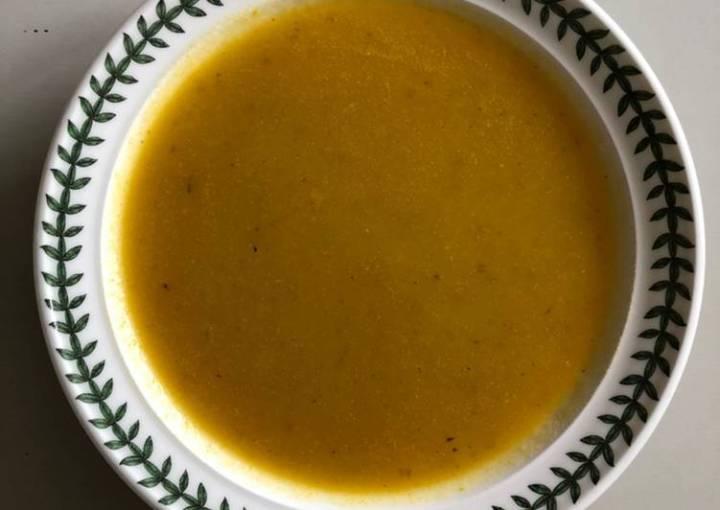 Light, Quick & Simple Vegetable Soup