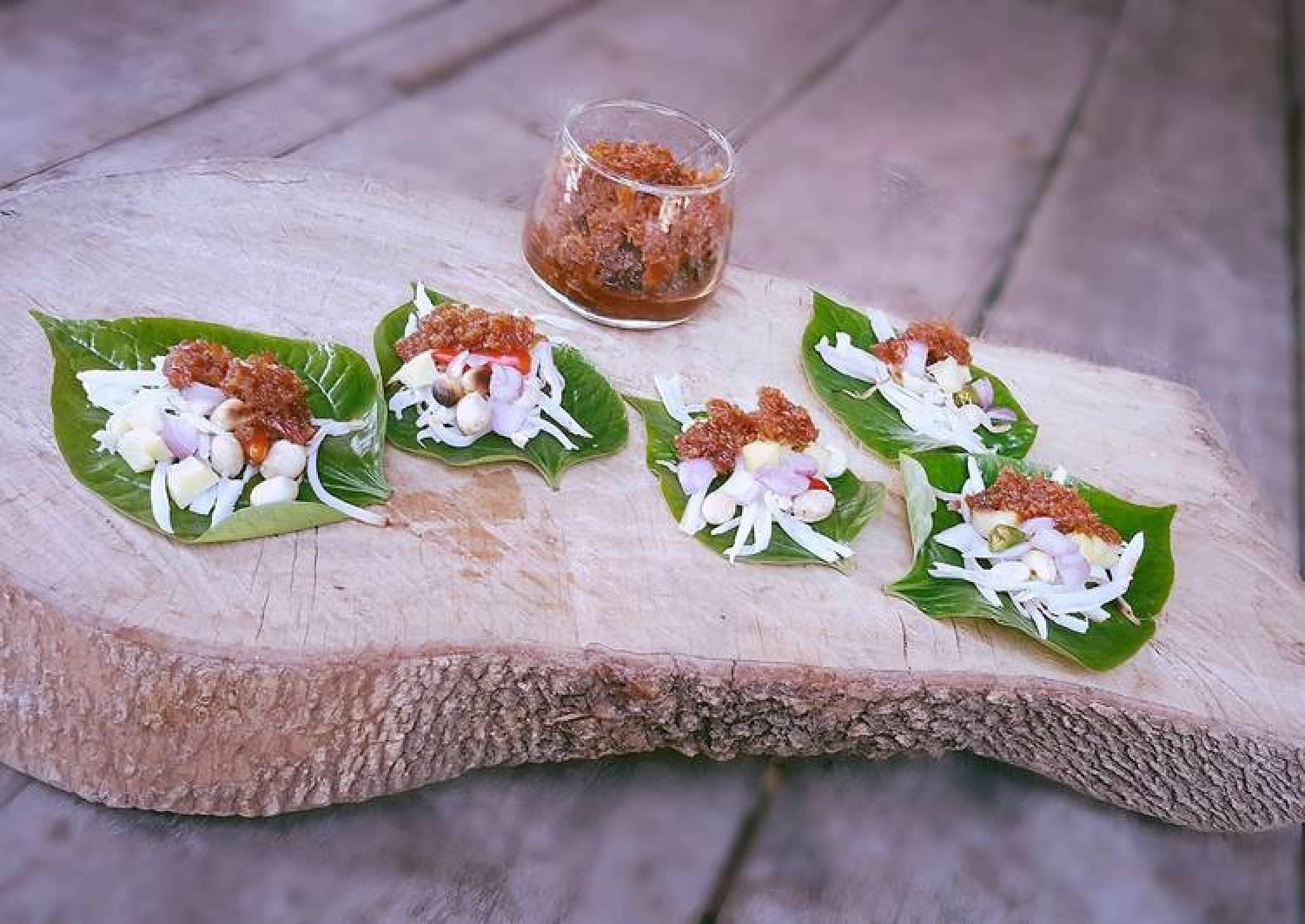 Miang Kham /Thai Appetizer