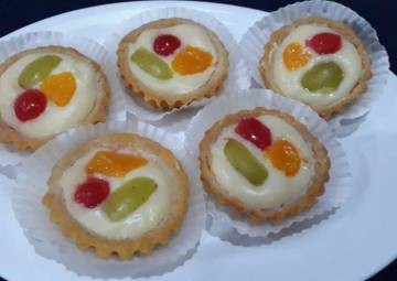 Resep Kue Pie Susu Lembut Paling Joss