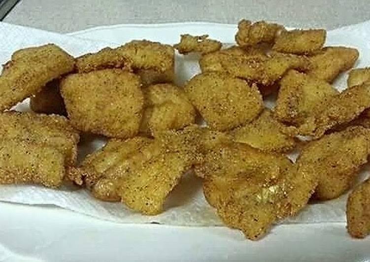 Leah's Fish Fry!
