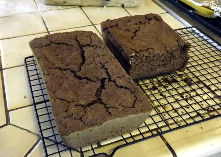 Buckwheat Bread (Gluten and Egg Free)