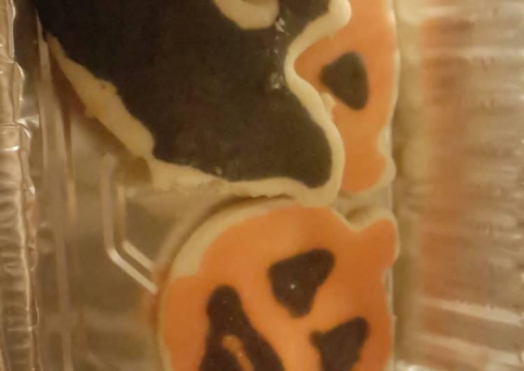 Sandys Sugar cookies Rolled