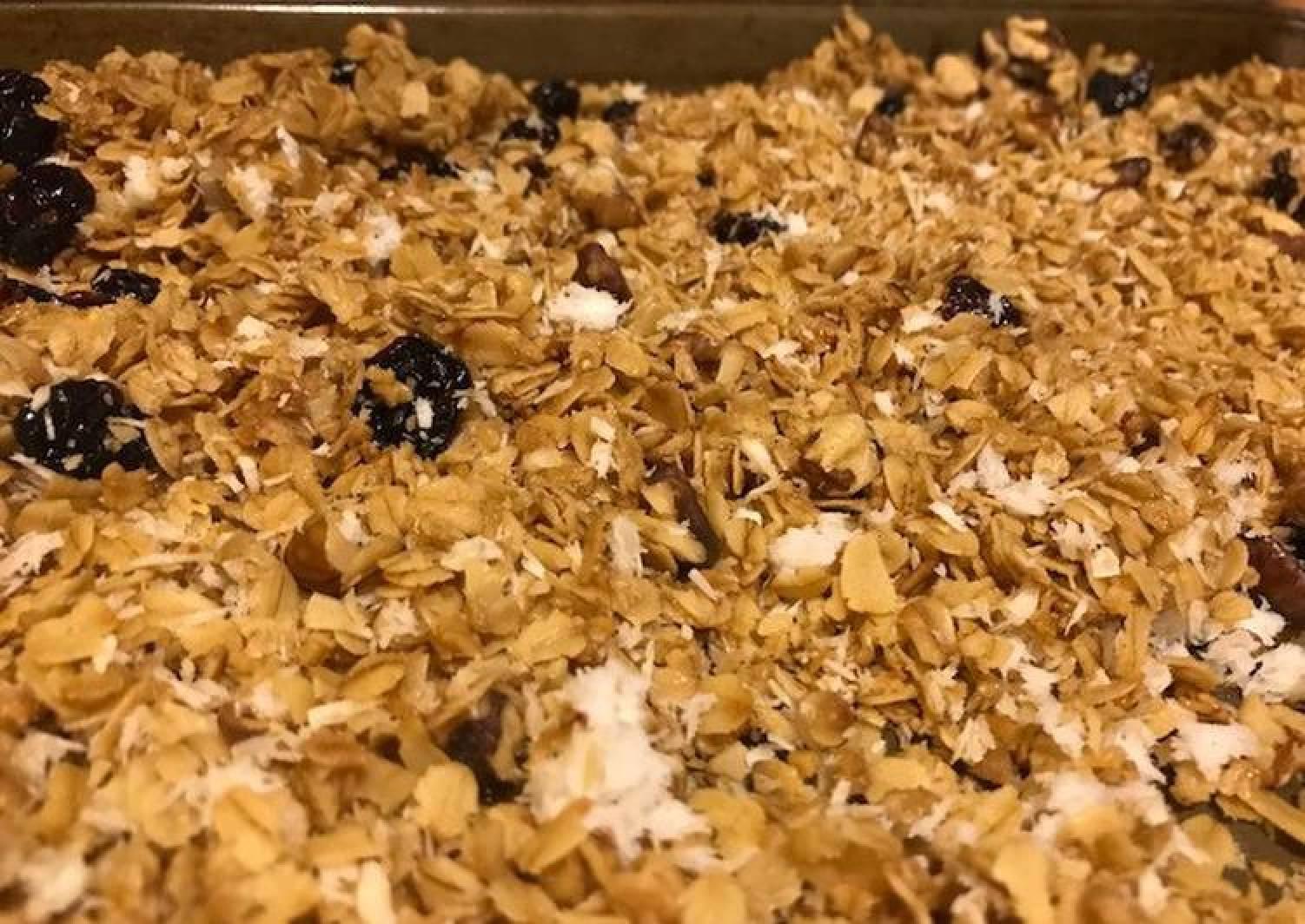 Delicious Granola Recipe