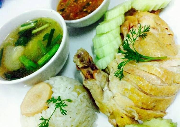 Chicken and Rice / Kao Mun Kai
