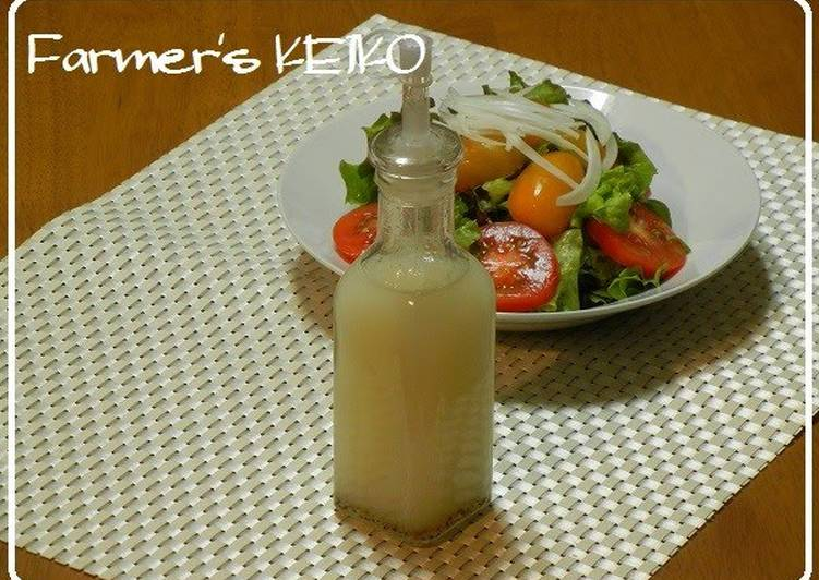 [A Farmer's Recipe] French Dressing