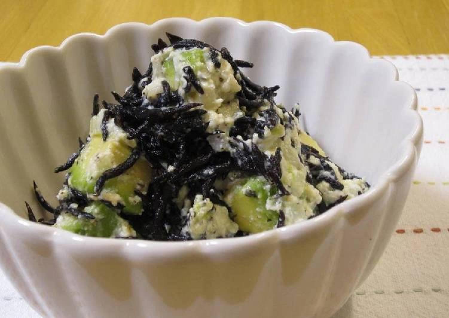 Hijiki Seaweed & Avocado Western-Style Dressing