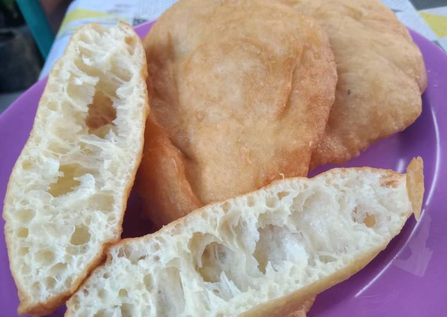 Cara Gampang Menyiapkan Kue Bohong Odading Kopong Lezat Sekali Resep Terbaik Viral
